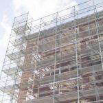 都心部の建設現場で損傷個所を調査する予定で制約はありますか?